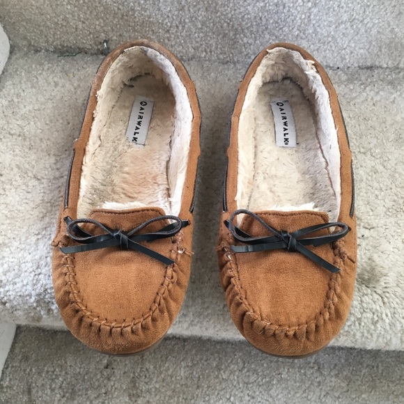 74a6bf730 Airwalk Shoes - (A) Airwalk chestnut brown slippers